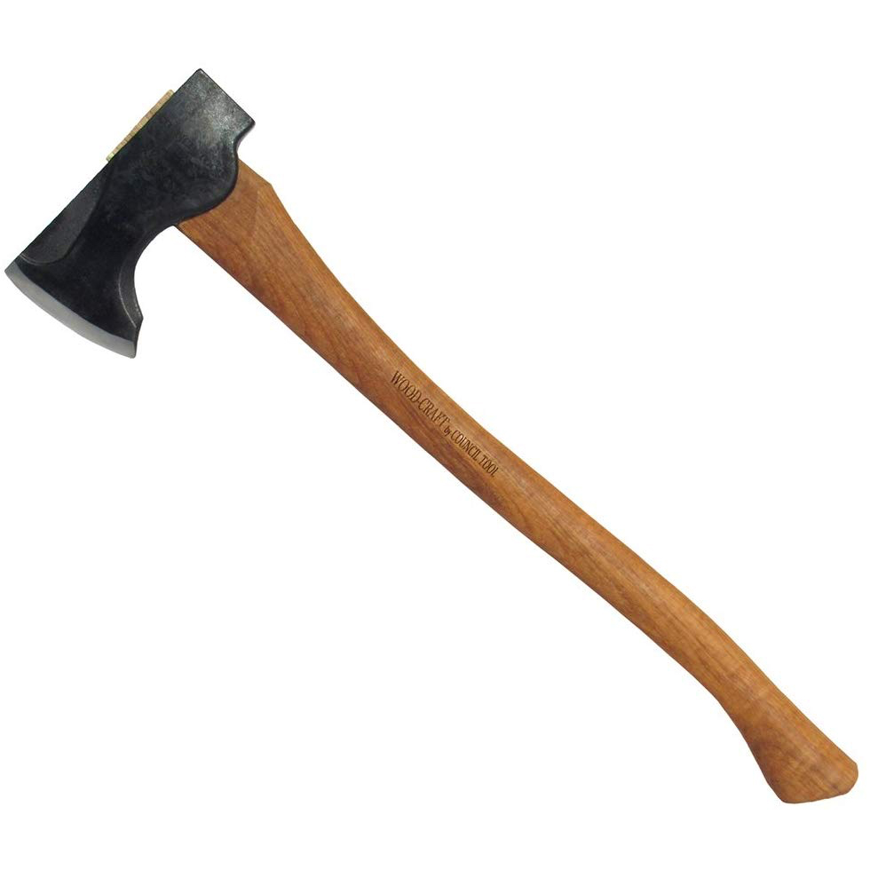 Council Tool 2# Wood-Craft Pack Axe