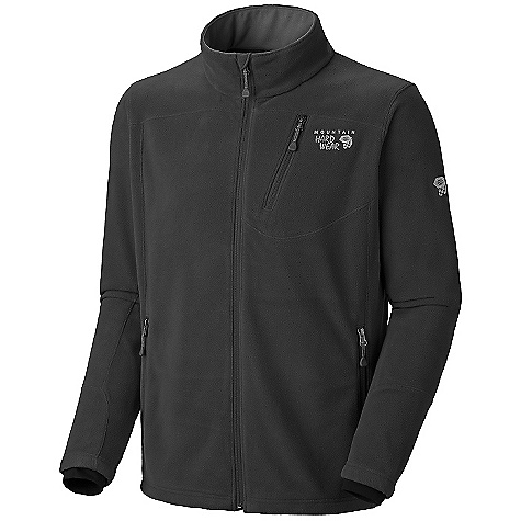 photo: Mountain Hardwear Deflection Fleece Jacket fleece jacket