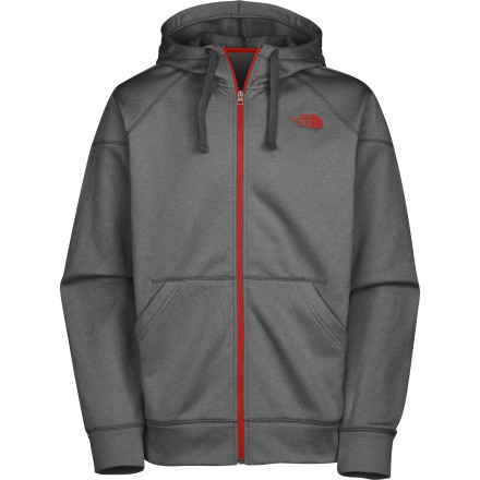 photo: The North Face Kaycro Full Zip Hoodie fleece jacket