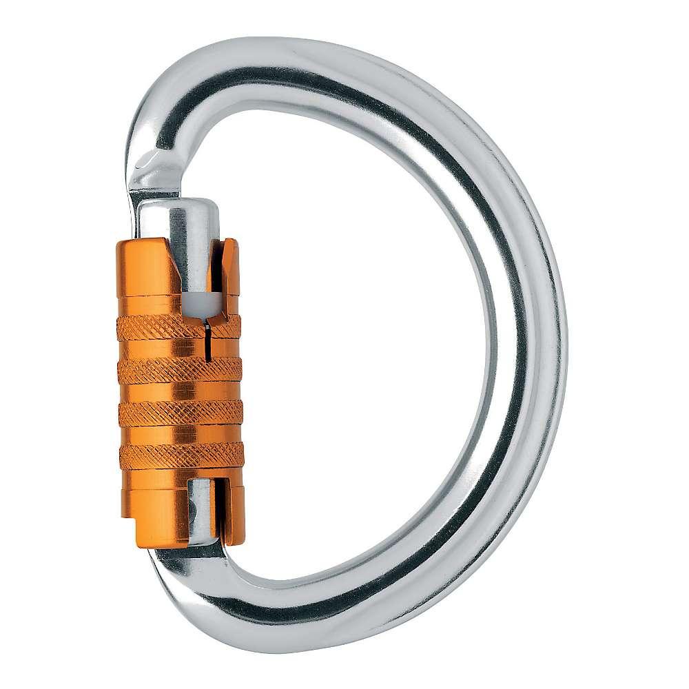 photo: Petzl Omni Triact-Lock locking carabiner