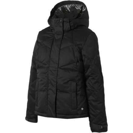 photo: Columbia Haute Heater Jacket snowsport jacket