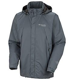 Columbia Raintech Jacket Omni-Heat
