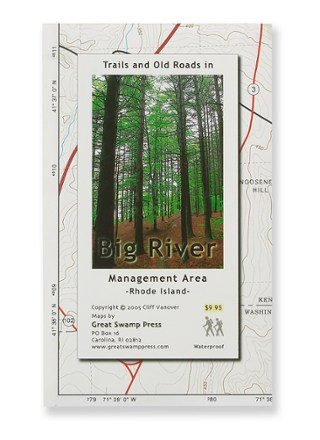 Great Swamp Press Big River Management Area Map