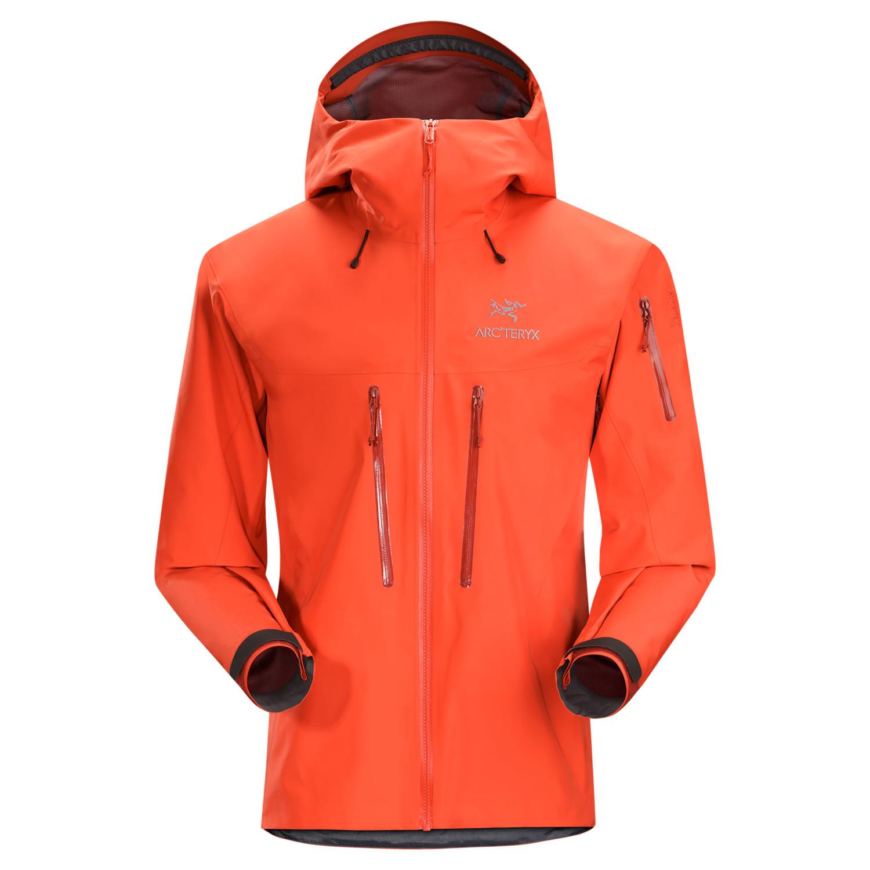 ef68885a73 photo: Arc'teryx Alpha SV Jacket waterproof jacket