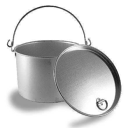 Open Country Aluminum Covered Kettle - 2 Quart