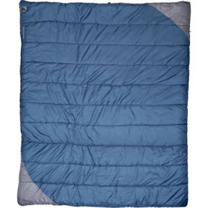 photo: Kelty Eclipse Double 35 warm weather synthetic sleeping bag