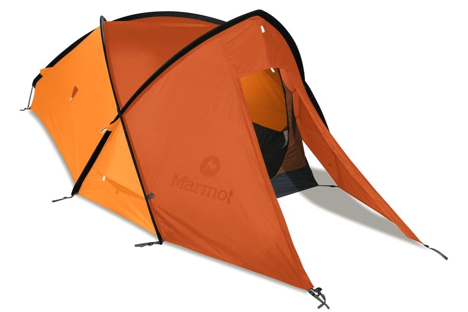 photo: Marmot Grid 2P four-season tent