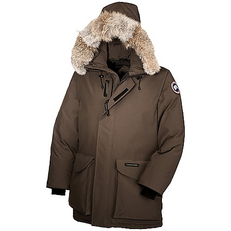 photo: Canada Goose Ontario Parka down insulated jacket