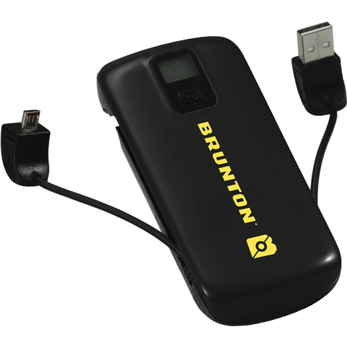 photo: Brunton Metal 4400 power storage