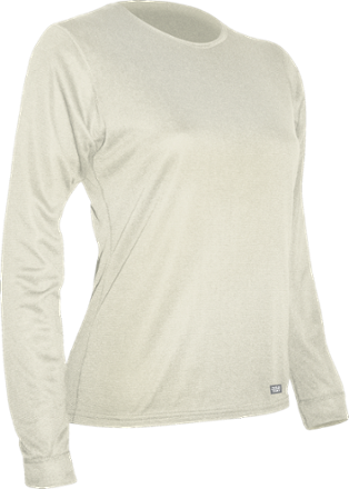 photo: Polarmax Women's Acclimate Crew base layer top
