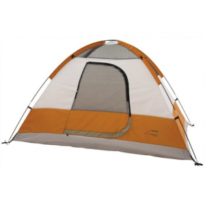 photo of a Cedar Ridge three-season tent
