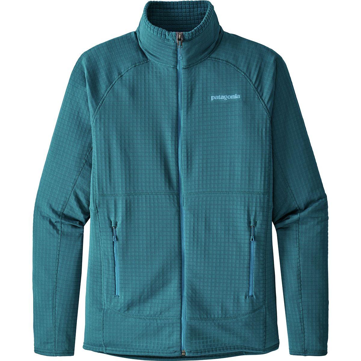 photo: Patagonia R1 Full-Zip Jacket fleece jacket