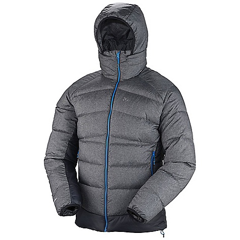 photo: Millet Advance Down Jacket down insulated jacket