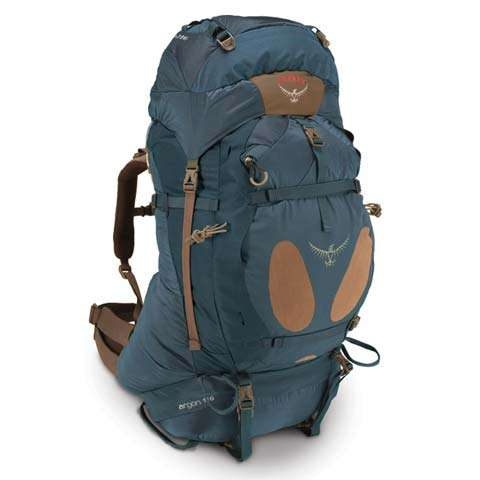 photo: Osprey Argon 110 expedition pack (4,500+ cu in)