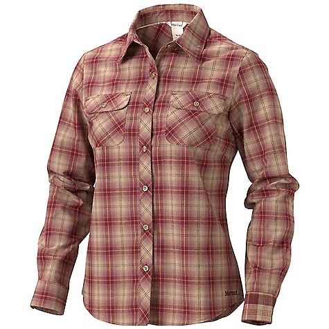 photo: Marmot Emily Long Sleeve hiking shirt