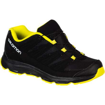 photo: Salomon Synapse K trail shoe