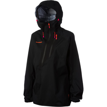 photo: Mammut Felsnadel Half-Zip Jacket waterproof jacket