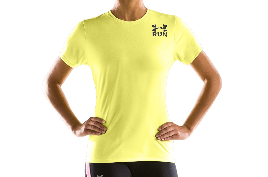 Under Armour Runners Wanted Shortsleeve T Shirt