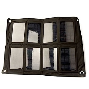 photo: Goal Zero Elite Nomad 27M Solar Panel solar charger