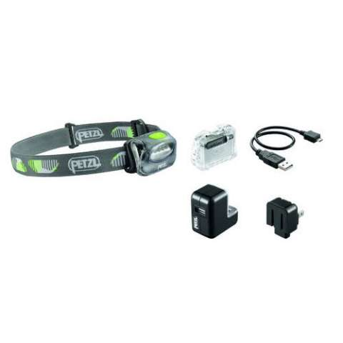 photo: Petzl Tikka 2 Core headlamp