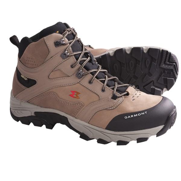 photo: Garmont Flash GTX hiking boot