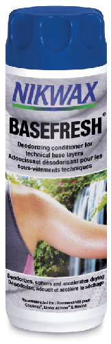 photo: Nikwax BaseFresh fabric cleaner/treatment