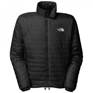 photo: The North Face Men's Redpoint Micro Full Zip Jacket synthetic insulated jacket