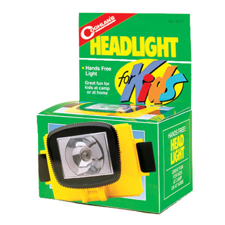 Coghlan's Hands Free Headlight