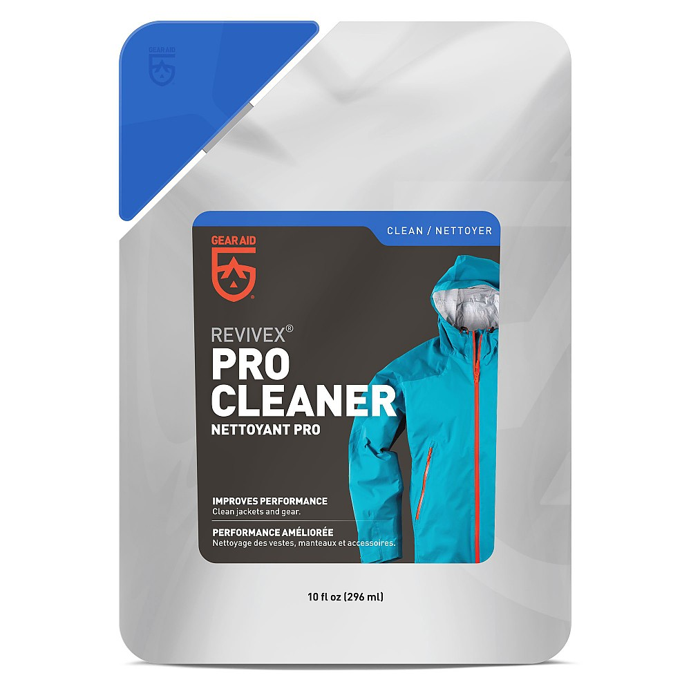 photo: Gear Aid ReviveX Pro Cleaner fabric cleaner/treatment