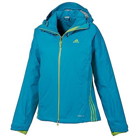 photo: Adidas Terrex Swift 3 in 1 Climaproof Storm Jacket waterproof jacket