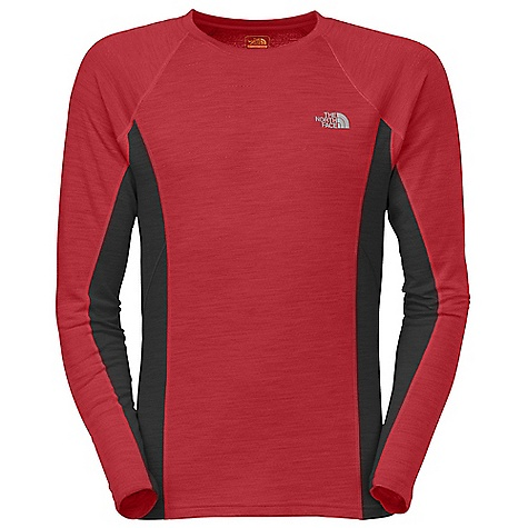 photo: The North Face Aries Long Sleeve long sleeve performance top