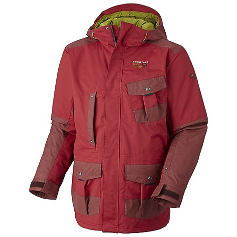 photo: Mountain Hardwear A'parka'lypse synthetic insulated jacket