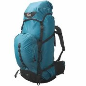 photo: Lowe Alpine Warp 70 expedition pack (70l+)