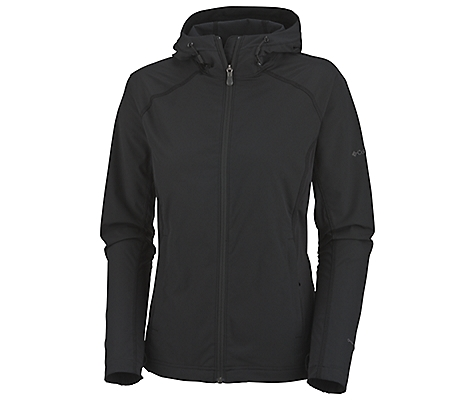 photo: Columbia Surefire Softshell soft shell jacket