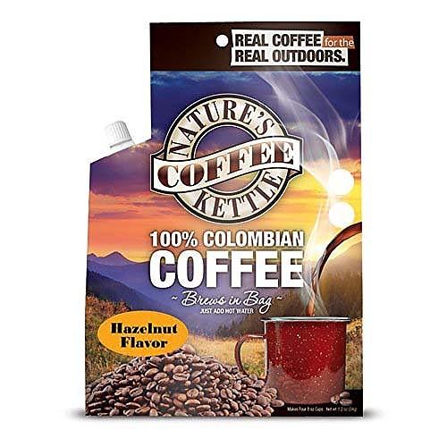Nature's Coffee Kettle Hazelnut Coffee