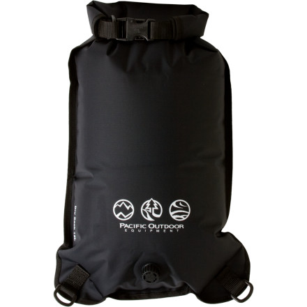 photo: Pacific Outdoor Equipment Dry Sack with Valve dry bag