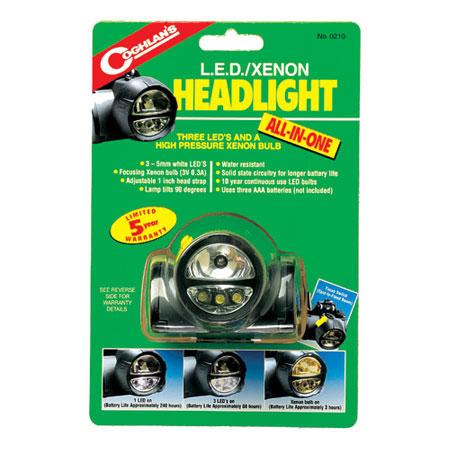 Coghlan's L.E.D. / Xenon Headlight