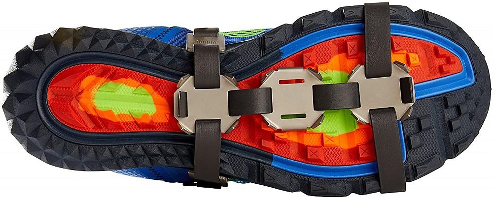photo: Vargo V3 Pocket Cleats Titanium traction device