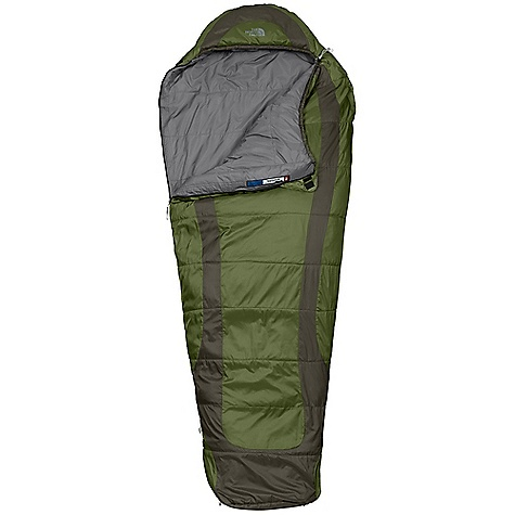 photo: The North Face Bighorn 3-season synthetic sleeping bag
