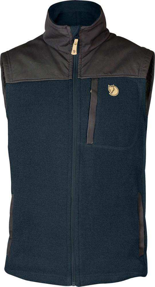 photo: Fjallraven Buck Fleece Vest fleece vest