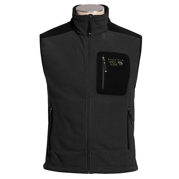 photo: Mountain Hardwear Bedlam Vest fleece vest