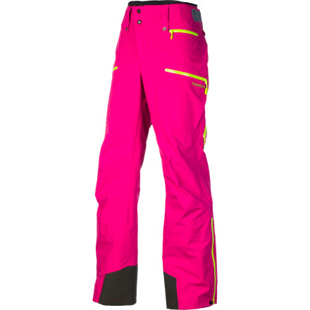 photo: Norrona Women's Narvik Gore-Tex 3L Pant waterproof pant