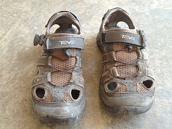 b27f3fbf6 Teva Omnium Leather Reviews - Trailspace