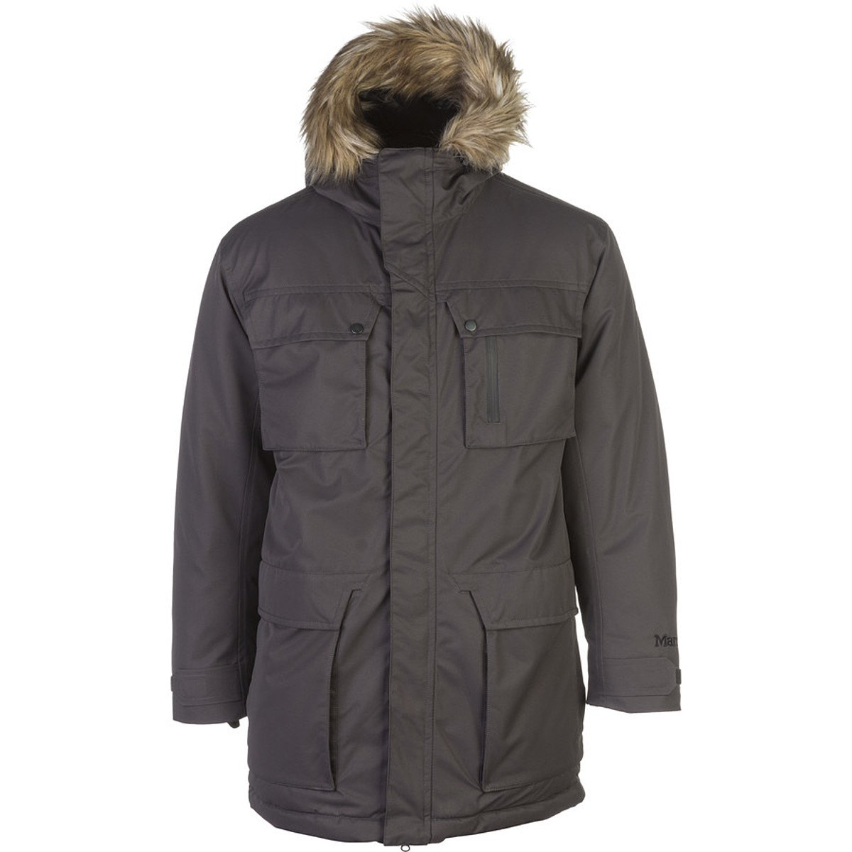 photo: Marmot Thunder Bay Parka down insulated jacket