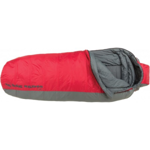 photo: Big Agnes Encampment 15° 3-season synthetic sleeping bag