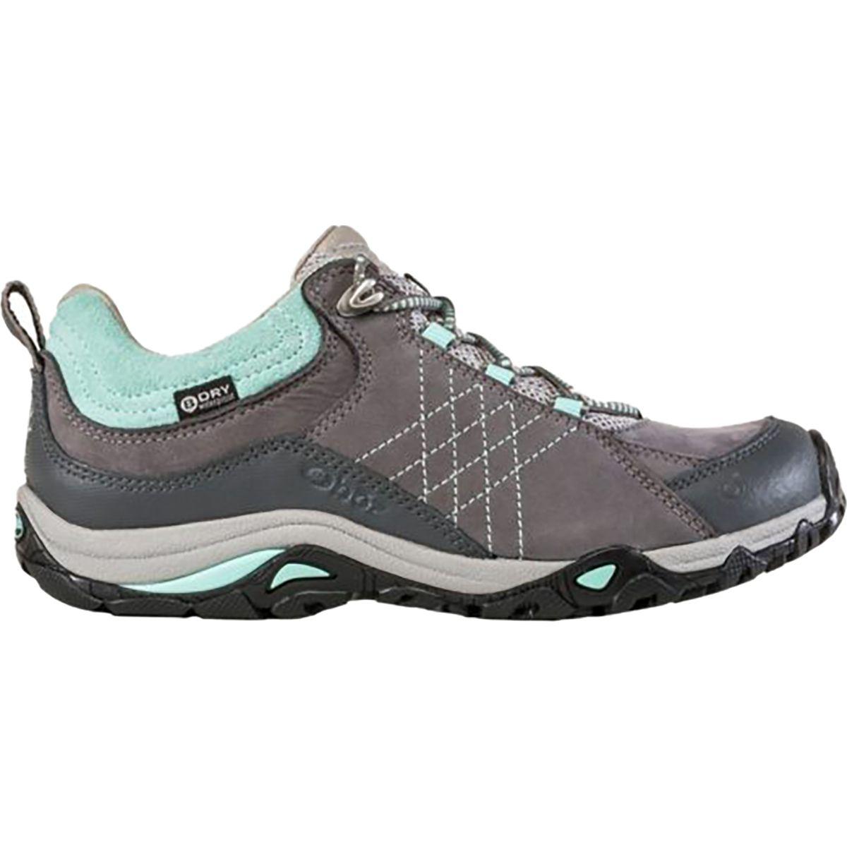 photo: Oboz Women's Sidewinder trail shoe