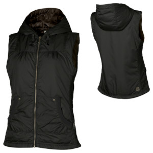 photo: Scapegoat Sadie Hooded Vest synthetic insulated vest