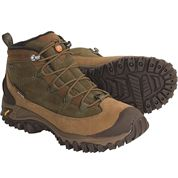 photo: Merrell Quark Mid Waterproof hiking boot
