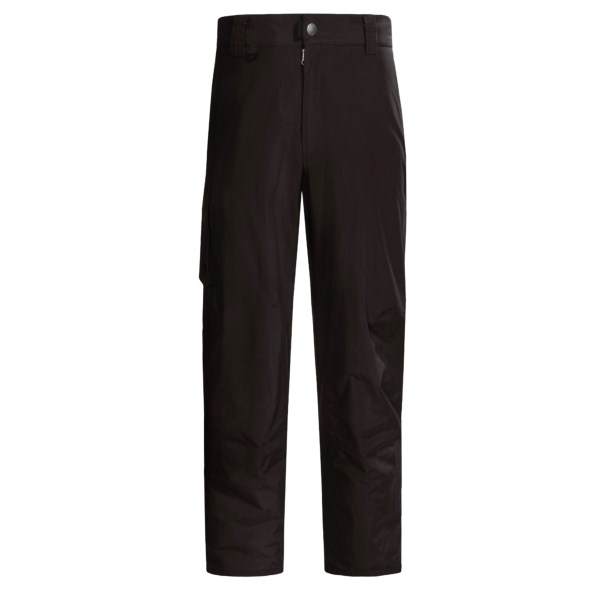 photo: White Sierra Fleece-Lined Pant snowsport pant