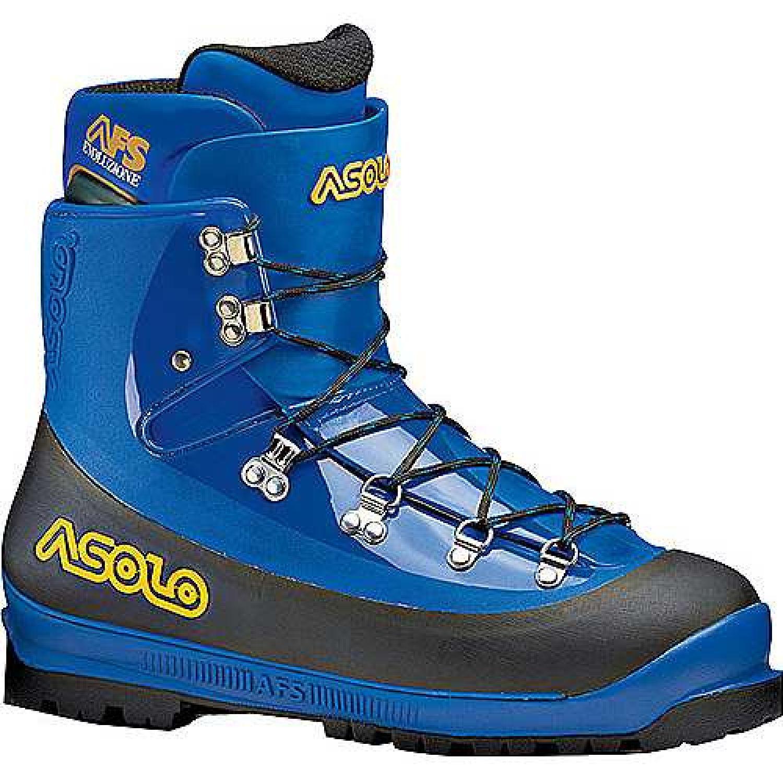 photo: Asolo AFS Evoluzione mountaineering boot